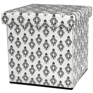 Storage Ottoman by Oriental Furniture
