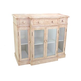 Wood Accent Cabinet by Teton Home