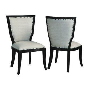 Beale Side Chair (Set of 2) by Bloomsbury..