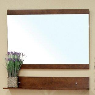 Price comparison New Braunfels Bathroom Mirror ByEbern Designs