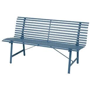 Jormunagand Steel Bench By Sol 72 Outdoor