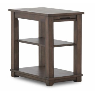 Coffman End Table by Rosecliff Heights
