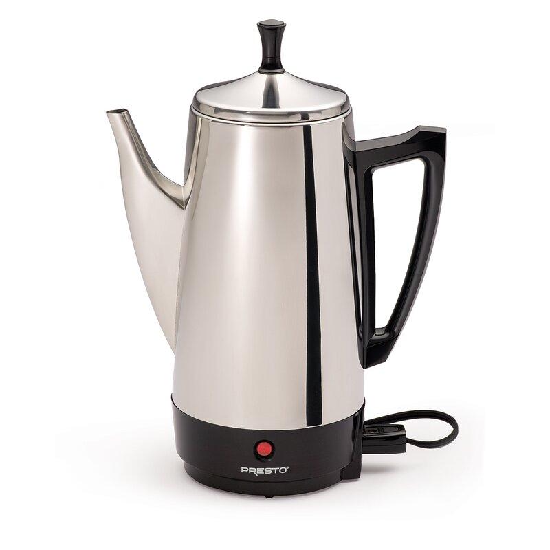 presto stovetop coffee maker & reviews | wayfair