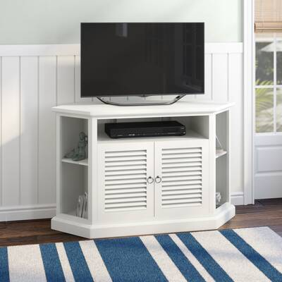 Beachcrest Home Greeson Tv Stand For Tvs Up To 55 Reviews Wayfair