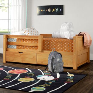 Find the perfect Oakwood Twin Platform Bed with Drawer by Mack & Milo Reviews (2019) & Buyer's Guide