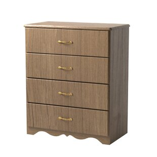 Williamsburg 4 Drawer Dresser by Maxwell Thomas