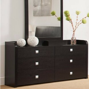 Disanto A Beautiful 6 Drawer Double Dresser