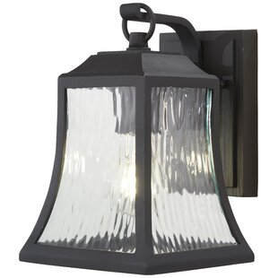 Reviews Dunton Outdoor Wall Lantern By Charlton Home