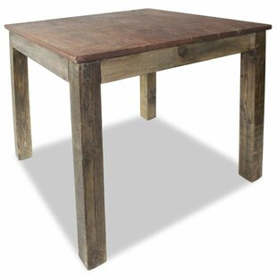 Foye Solid Reclaimed Wood Dining Table By Union Rustic