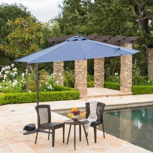 Longshore Tides Jaelynn 9.5' Cantilever Umbrella