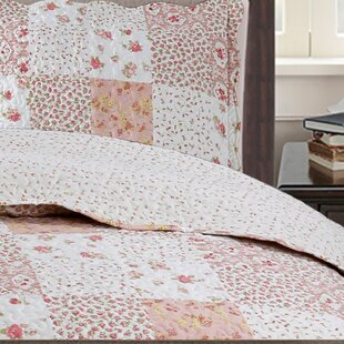 Humberwood Printed Pre-Washed Reversible Quilt Set