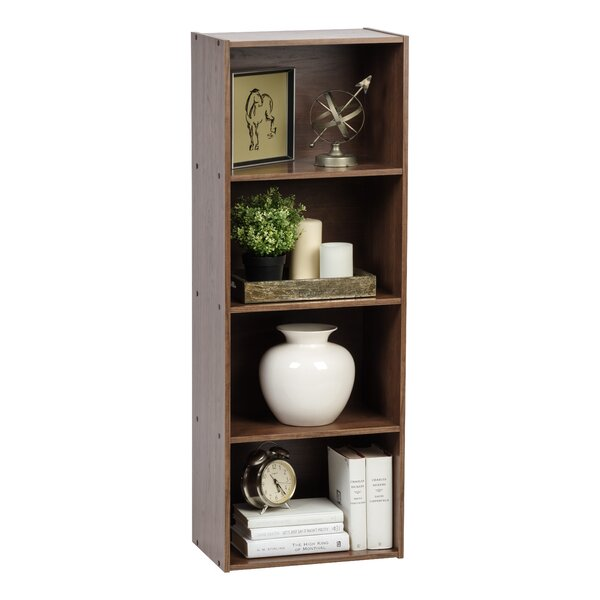 4 Ft Tall Bookcase   Wayfair
