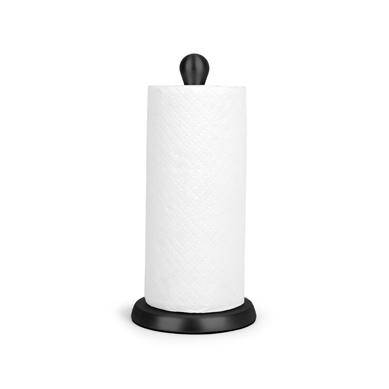 AutumnFall Napkin Holder for Tables Kitchen Accessories Table Decoration Rack Fan-Shaped Creative Paper Towel Holder Silver