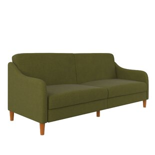 Modern & Contemporary Lime Green Sofa   AllModern