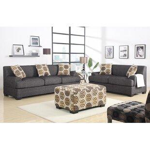 Infini Furnishings 2 Piece Living Room Set