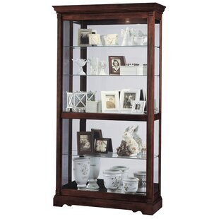 Darby Home Co Brien Curio Cabinet
