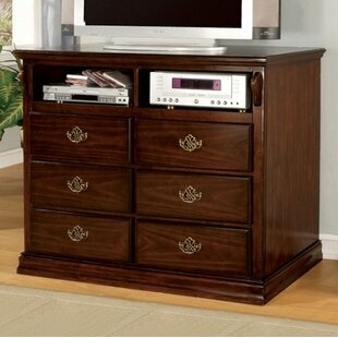 Ricciardi Media 6 Drawer Chest By Astoria Grand