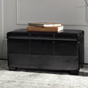 Hildebrandt Upholstered Storage Bench by Red Barrel Studio