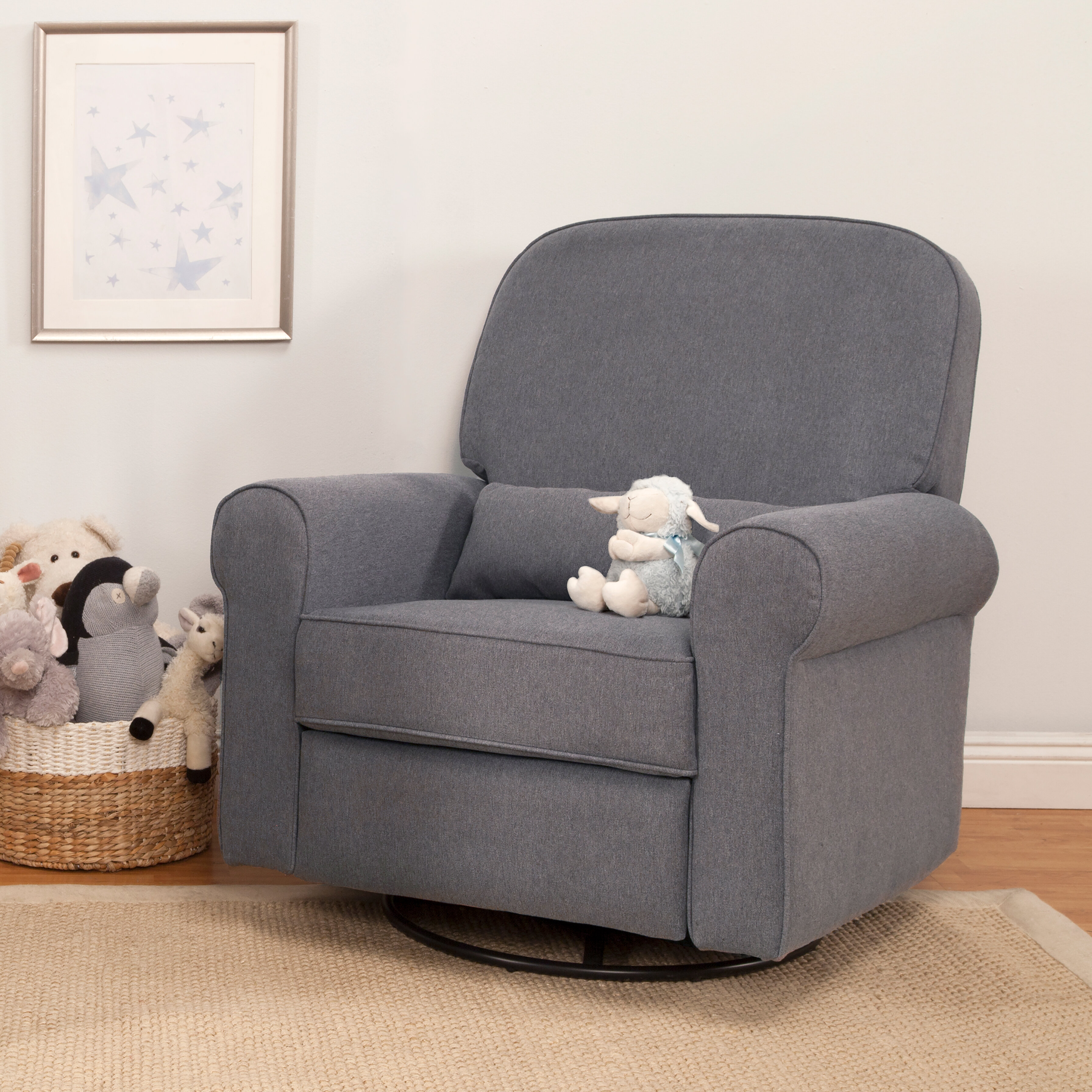 DaVinci Ruby Reclining Swivel Glider U0026 Reviews | Wayfair