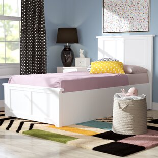 Alanna Platform Bed with Trundle