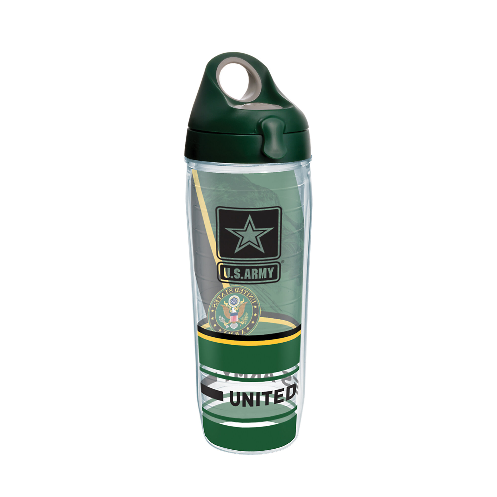 Tervis Tumbler American Pride Army Forever Proud 24 Oz Insulated Tritan Plastic Water Bottle Wayfair