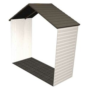 Buy 8' W x 2.5' D Shed Extension Kit!