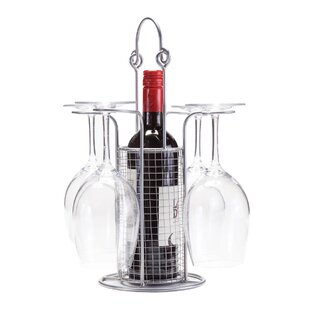 1 Bottle Tabletop Wine Rack by Oenophilia