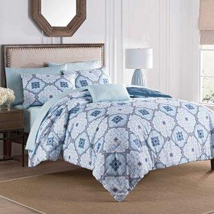 Ankara Reversible Comforter Set