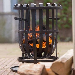 Berus Wood Burning Fire Pit By Sol 72 Outdoor