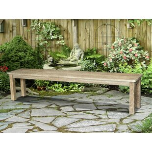 Perine Outdoor Teak Picnic Bench
