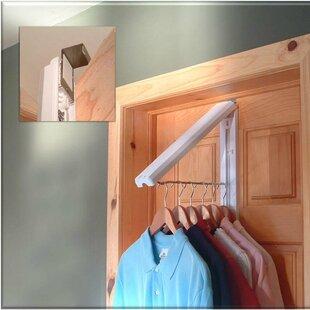 Comparison Clothes Overdoor Organizer By InstaHANGER