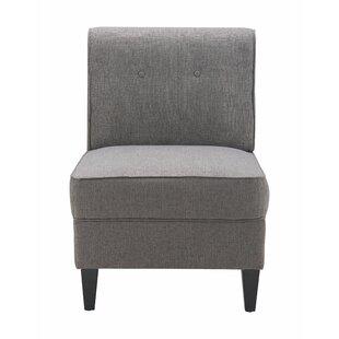 Ebern Designs Gozzoli Slipper Chair