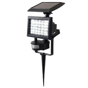 motion sensor solar 30light led spot light - Motion Detector Lights