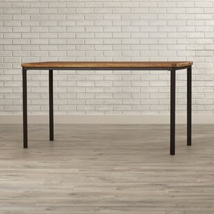 Wrought Studio Ellington Circle Desk