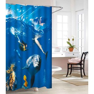 Purchase Waterproof Vinyl Shower Curtain By East Urban Home