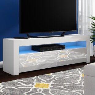 Best Reviews Ranallo Contemporary TV Stand for TVs up to 70 by Orren Ellis Reviews (2019) & Buyer's Guide