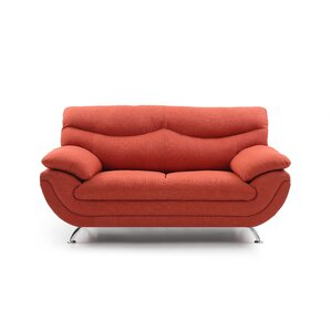 Xamiera Standard Loveseat by Orren Ellis