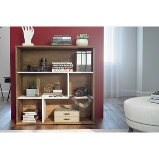 Margery Asymmetrical Cube Bookcase by Brayden Studio