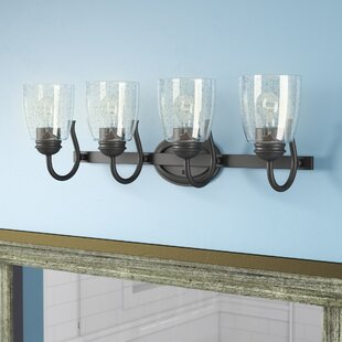 Inexpensive Sheila 4-Light Vanity Light By Laurel Foundry Modern Farmhouse