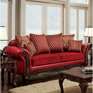 Fleur De Lis Living Chasity Living Room Set