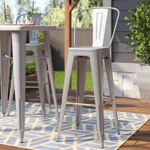 Tatiana 30.25'' Patio Bar Stool