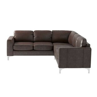 Wade Logan Barraza Aniline Reversible Sectional