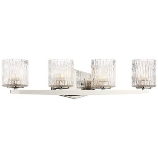 Orren Ellis Campas 4-Light LED Vanity Light
