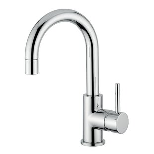 Andolini Home & Design Novara Surface Mount Sink Faucet With Swivel Spout