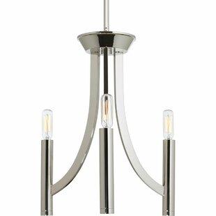 Orren Ellis Manasi 3-Light Candle Style C..