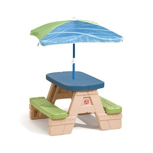 Dahl Children's 2 Piece Picnic Bench Set By Sol 72 Outdoor