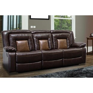 Shop Reclining Sofa by BestMasterFurniture