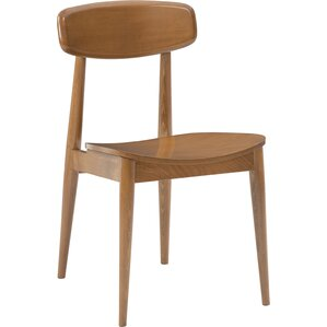 Tylor Modern Solid Wood Dining Chair by Corrigan Studio