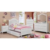 Loveland Twin 4 Piece Bedroom Set by Harriet Bee