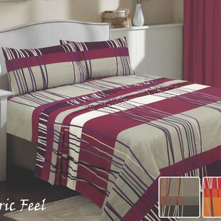 Alcott Hill Coeur 300 Thread Count 100% Cotton Sheet Set